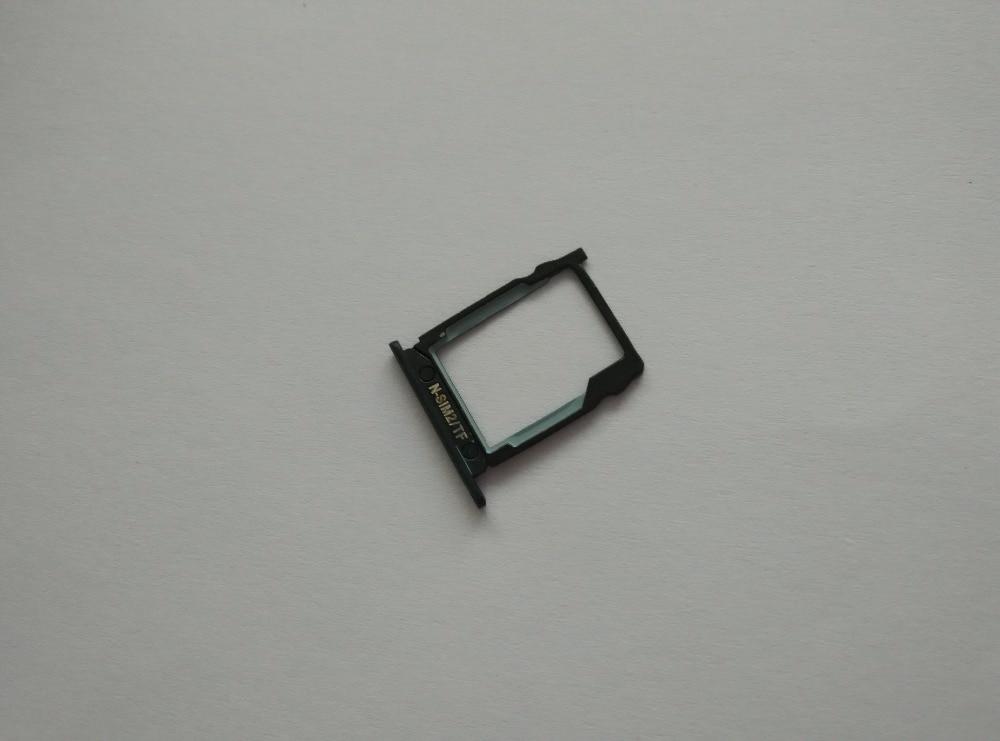 used Nano Sim Card/ TF Card Holder Tray Card Slot for Sim 2 for Cubot X9 MTK6592 Octa Core 5.0 Inch HD freeship