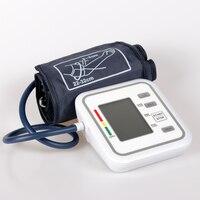 Upper Arm blood pressure monitor medical equipment Sphygmomanometer Blood Pressure Meter Home Health Care Heart Beat Meter WHO