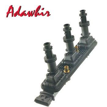 Uf278 الإشعال لفائف حزمة V6 ل زحل فيو كاتيرا CTS اسطوانة 1 3 و 5 ، الحق UF-278 ، 610-00170,90584336 D587 ، 5C1410 ، E263 ، E34