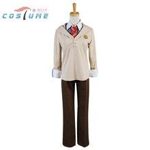 Uta no Prince-sama Class S Kurusu Shou Jacket Shirt Pants For Men Uniform Halloween Cosplay Costumes Custom Made