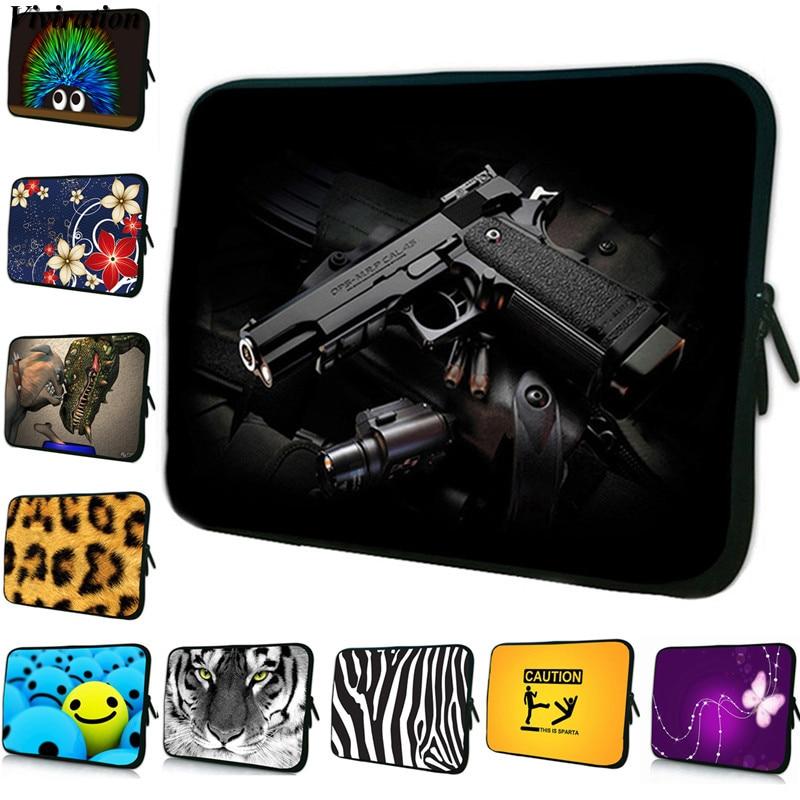 Viviration Mens Portable Neoprene Case 14 15 13 17 12 10 7 10.1 7.7 11.6 13.3 Inch Computer Bag For Apple iPad Mini 1 2 3 4 Dell
