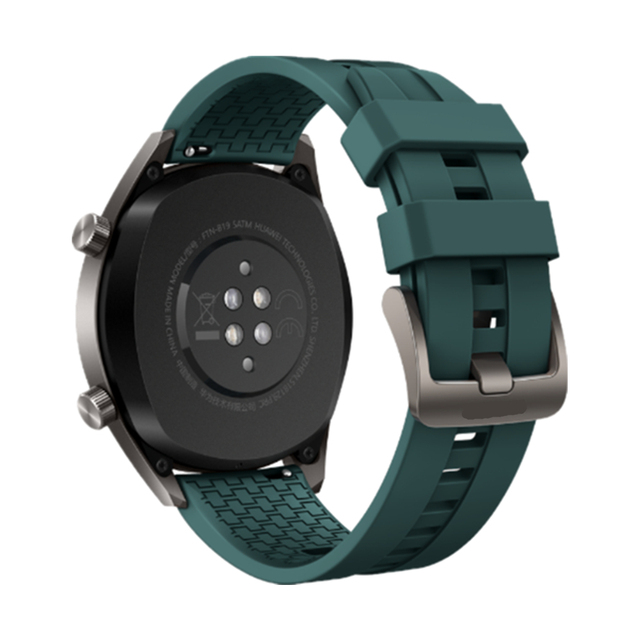 FIFATA 22mm Smart Watch Band For Huawei Watch GT Active Strap Silicone Bands Sports Bracelet For Honor Watch Magic Wrist Straps 1