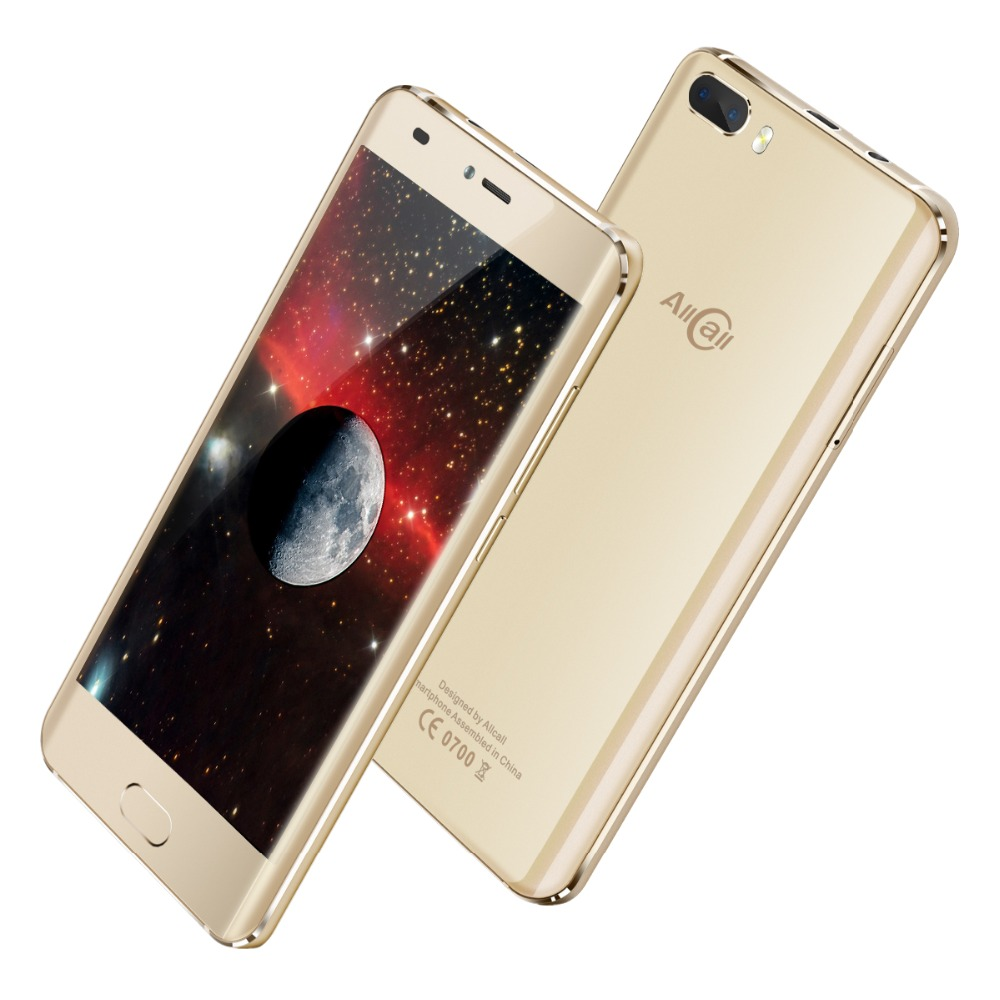 Купить Двойная задняя камера телефон 3g 5,0 дюймов Android 7,0 Смартфон ips HD 1 Гб ram 16 Гб rom 8MP камера MTK6580A четырехъядерный Allcall RIO на Алиэкспресс