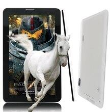 7 pulgadas android tablet pc 2G llamada de teléfono de la tarjeta sim wifi bluetooth tarjeta sim Quad core tab pc 7 pulgadas tabletas pc hacer teléfono llamada