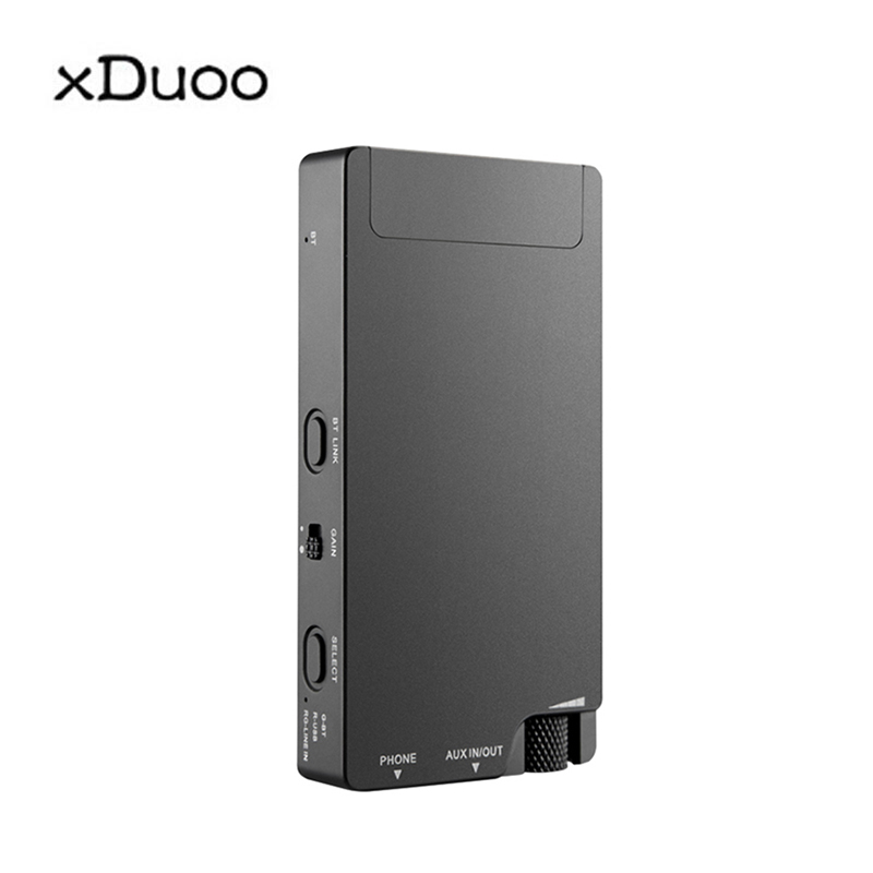 XDuoo XP-2 XP2 Portable Bluetooth 5.0 HD Signal Transmission USB DAC Headphone AmplifierXDuoo XP-2 XP2 Portable Bluetooth 5.0 HD Signal Transmission USB DAC Headphone Amplifier