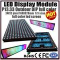 new p13.33 outdoor colorful advertising led sign panel RGB display module size 320mm*160mm led screen billboard led modules