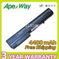 Apexway 4400 мАч Аккумулятор Для Ноутбука HP HSTNN-DB06 DB11 DB29 I04C LB11 OB06 UB11 PB992U nw9440 nx7300 nx7400 nx8420 8710 Вт 8510 Вт