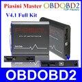 Venta caliente habitación Serial Piasini Master of Engineering V4.1 Versión Completa [JTAG BDM línea K L línea RS232] Herramienta del Programador de ECUS Envío Gratis