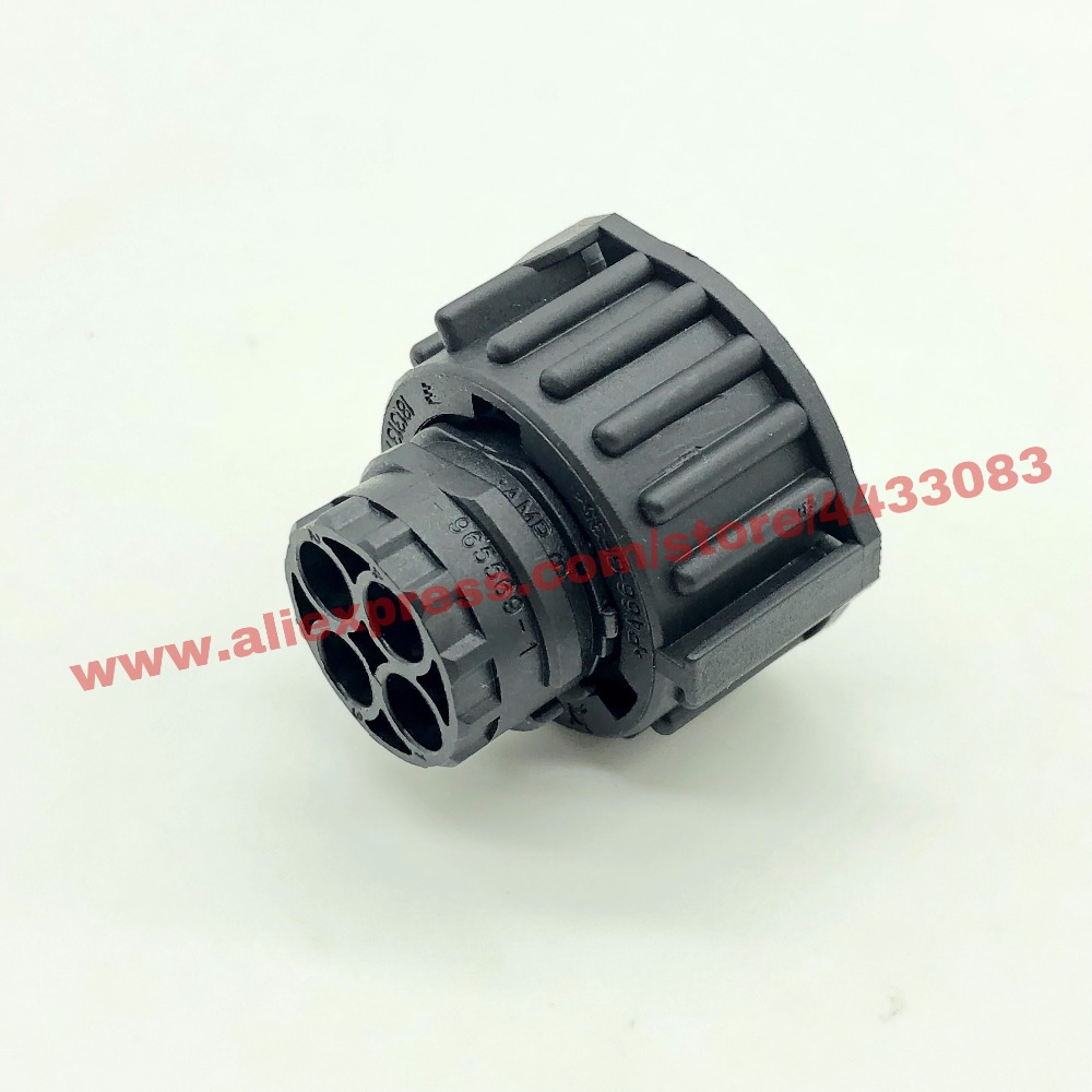 1 sets 4 pin tyco round HOWO A7 odometer speed sensor plug sealed auto connector 1-967325-1 (5)