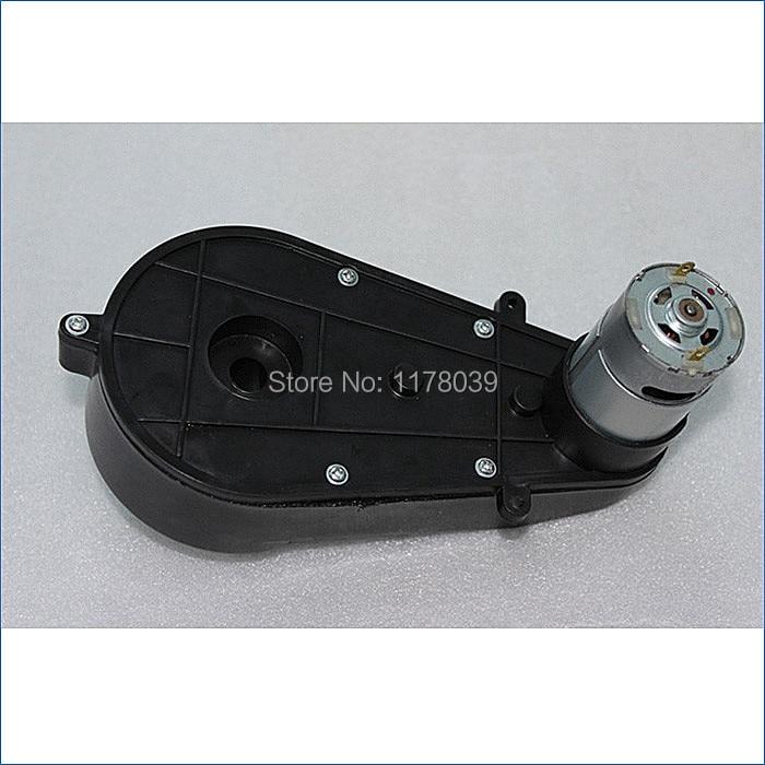 General electric motor gearbox dc 6v children motors car for General electric dc motors
