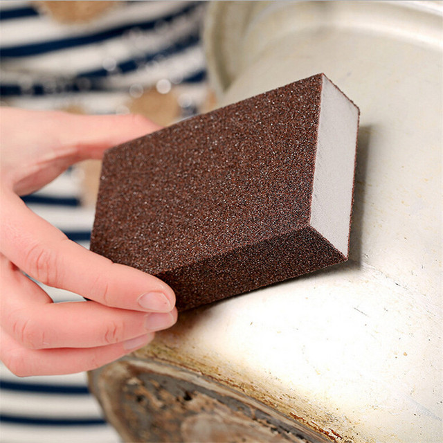 1PC Nano Sponge Magic Eraser for Removing Rust Cleaning Cotton Kitchen Gadgets Accessories Descaling Clean Rub Pot Kitchen Tools 1