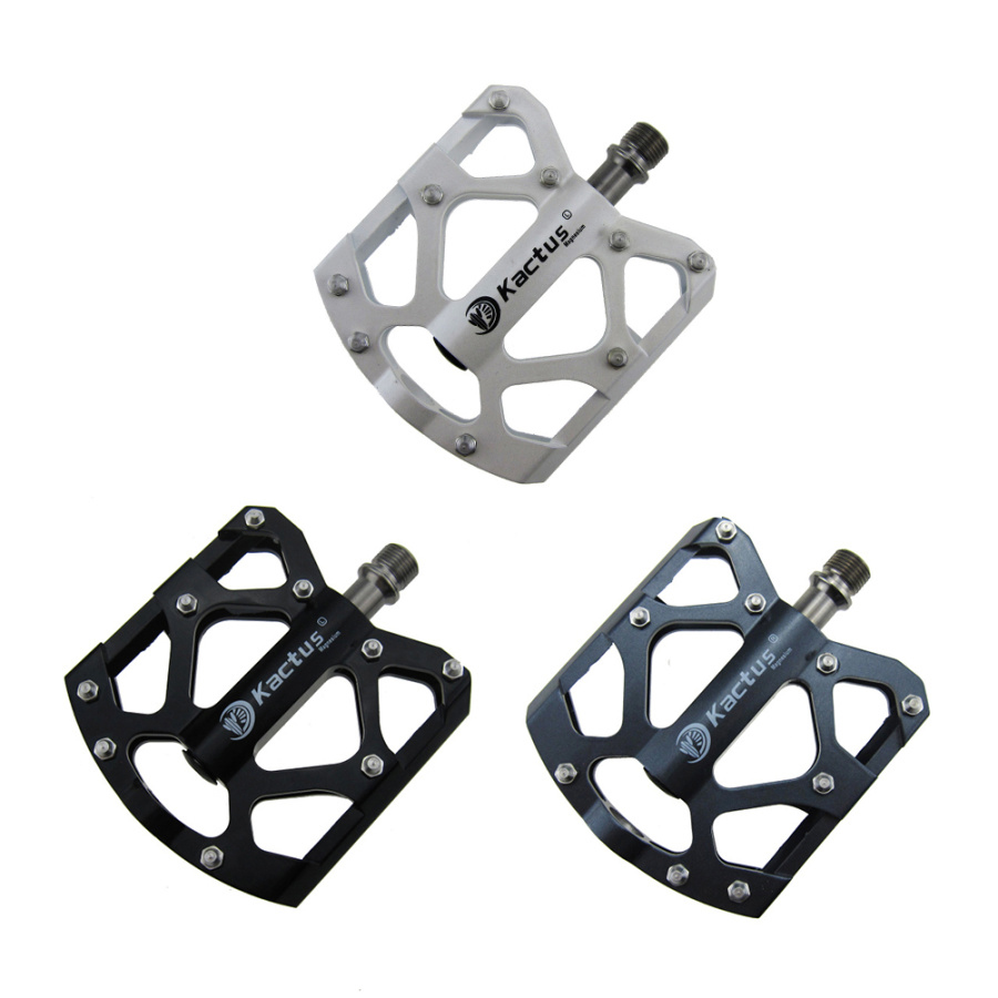 Bike Pedals Magnesium Alloy Foot Rest Titanium Axle CNC Ultralight 223g Waterproof Mountain Road Cycling Pedals 3 Sealed Bearing rovan cnc alloy brake axle bearing