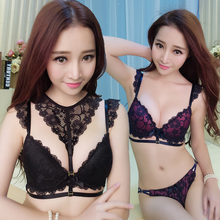 Women Lingerie Suit Lace Bra And Panties For Women