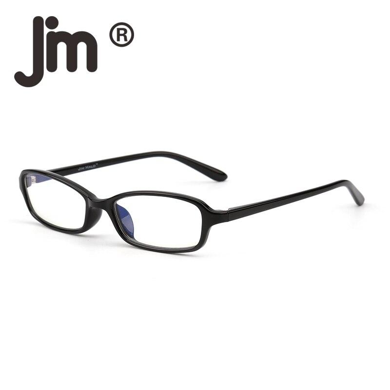 JM Anti Blue Light Blocking Filter Reduces Digital Eye Strain Clear Regular Computer Gaming Glasses Improve Comfort blue light blocking glasses