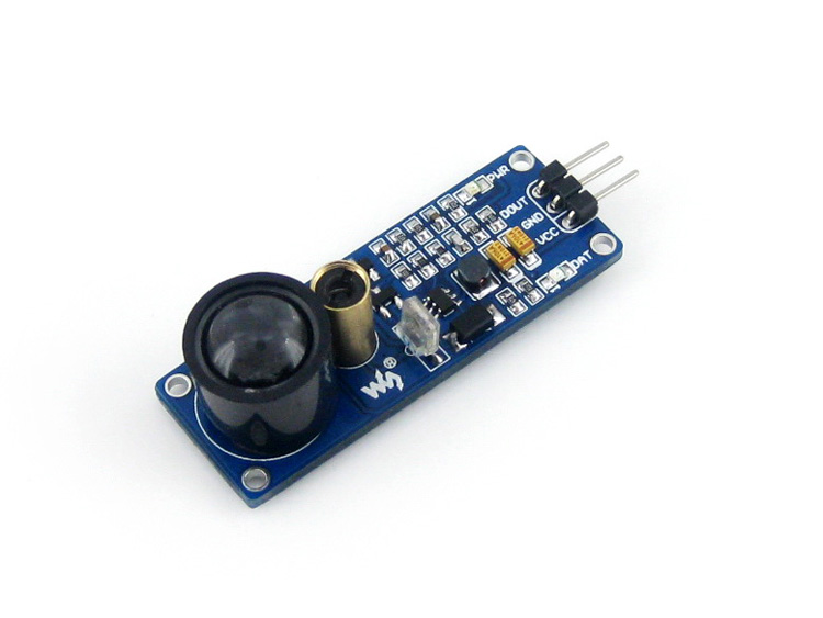 module Waveshare Laser Sensor Detector Module for Arduino STM32 Obstacle detection Smart car Module 1pcs current detection sensor module 50a ac short circuit protection dc5v relay