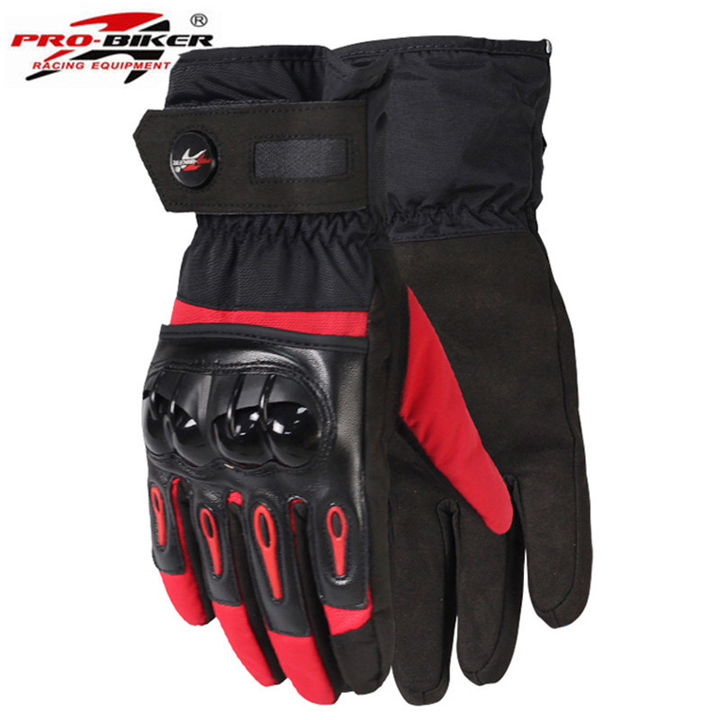 Waterproof Winter Motorcycle <font><b>Gloves</b></font> Racing Luva Motoqueiro Guantes Moto Luvas de moto Cycling Motocross <font><b>gloves</b></font> MTV08 Gants Moto