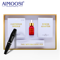Aimoosi M7 Professional Permanent Makeup Machine set Eyebrow Pen tattoo eyebrow,light&shadow makeup,MTS
