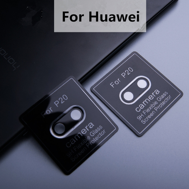 For Huawei P20 Pro/Lite Phone Camera Lens Flexible Glass Screen Protector Film For Huawei Mate 20 Pro Maimang6 NOVA3E Lens Film