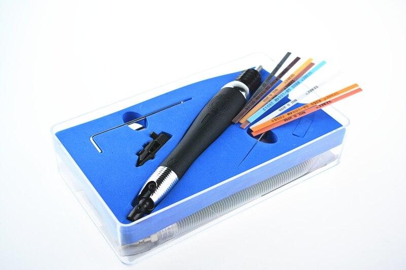 Jrealmer 1pcs Pneumatic Lapping Grinder turbolap +8pcs ceramic fiber 1004 Ultrasonic Micromotor system Ultrasonic Lapping