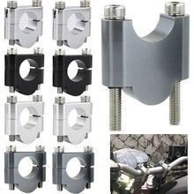 22mm Handlebar Risers Clamps For Honda CB400SS CB700 CB750 CB1100 CB250 Twin Scrambler CB550 CB650 CB450