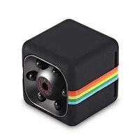 SQ11 Mini Kamera 1080 P HD Kamera z Night Vision Znacznik Czasu Detekcja ruchu 120 Stopniowy Kąt Jeden Zamek Kluczowy