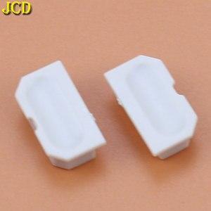Image 3 - Jcd 2 個 13 色ダストカバー用ギガバイトゲームコンソールシェルダストプラグプラスチックボタン dmg 001