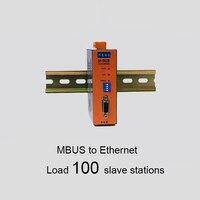 M-BUS/MBUS para Ethernet/Conversor de Transmissão (100 de Carga) KH-ET-M100