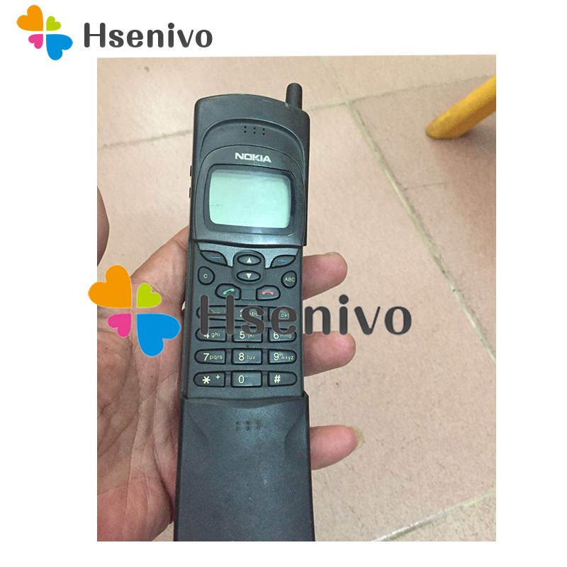 8110 Original Nokia 8110 Mobile Phone 2G GSM Unlocked Cheap Old Refurbished Phone Free Shipping