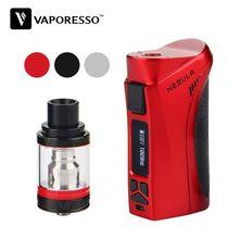 Original 100W Vaporesso Nebula TC Kit with 2ml/4ml Veco Plus Tank Electronic Cigarette 80W /100W Output