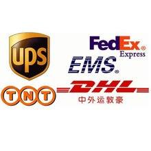 Frais de livraison pour la commande, frais de livraison supplémentaires pour Fedex DHL
