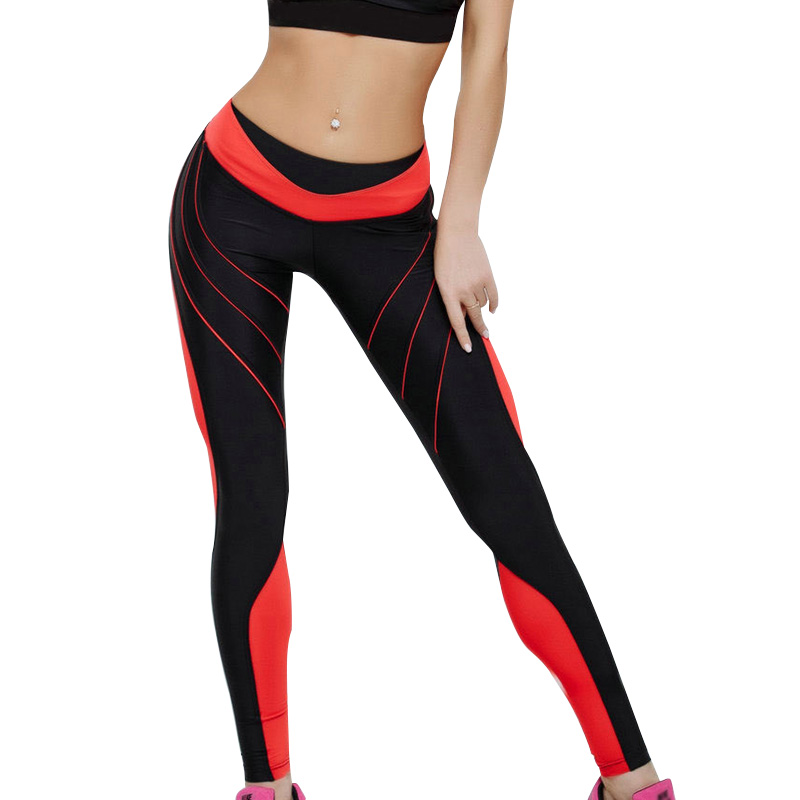 Summer Joggers Women High Waist Runway   Pants     Capri   Casual Slim Sexy Black Clothes Leggings Sweatpants Pantalon Mujer Trousers