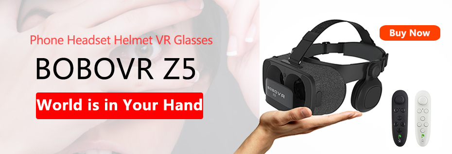Φ ΦOriginal BOBOVR Z4 Capacete Óculos de Realidade Virtual Óculos 3D ... dbca05b87e