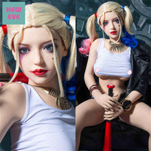 Силиконовые секс куклы, горячая Распродажа Реалистичная аниме секс кукла, Лолита робот косплей с металлическим скелетом, искусственная вагина большие титьки
