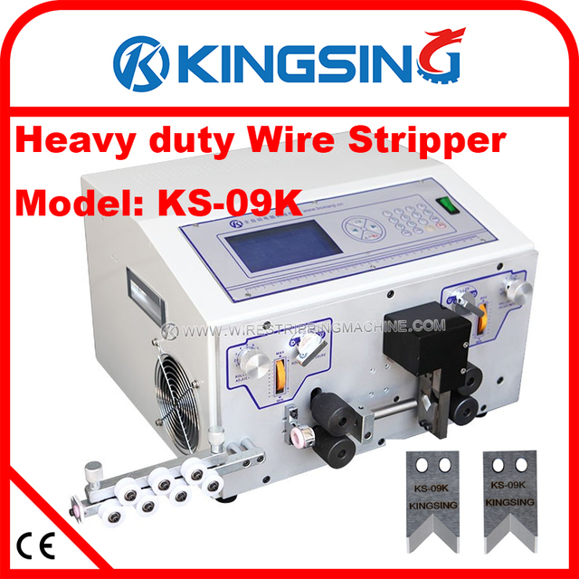 Smartest Machine to Process Large Copper Wire Cables with Cutting ...