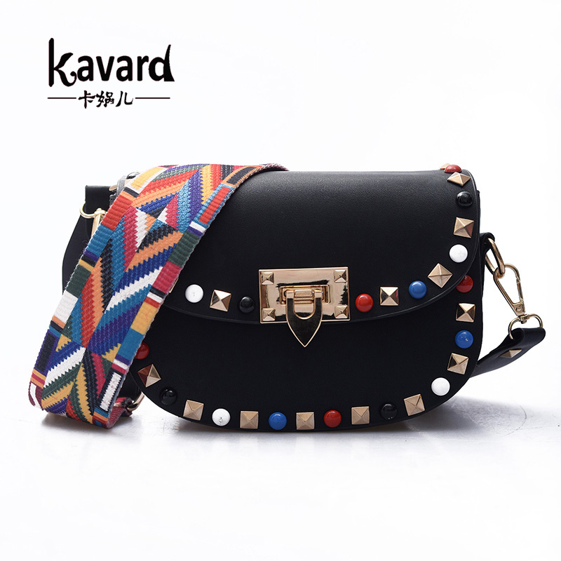 MINI 2017 Vintage Rivet Bags Handbags Women Famous Brand pu Leather Luxury Women Bags Designer Crossbody Ladies Shoulder Bag SAC hot sale 2017 vintage cute small handbags pu leather women famous brand mini bags crossbody bags clutch female messenger bags