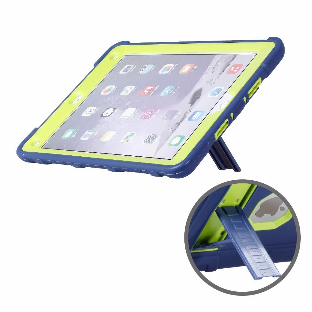 Envío gratis estuche resistente para iPad Air 2 Kids Soporte de - Accesorios para tablets - foto 5