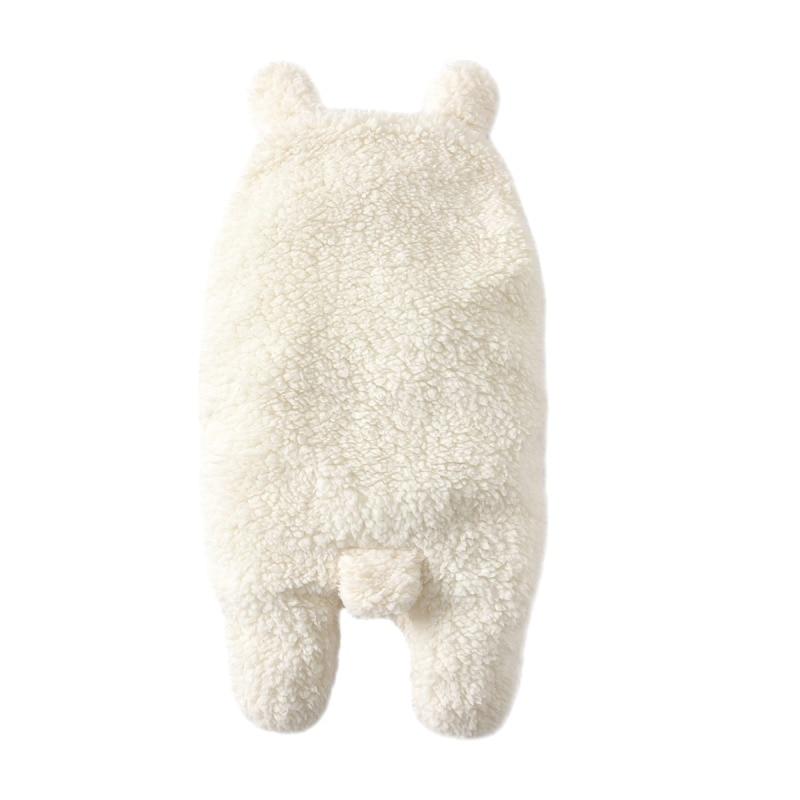 Winter Newborn Baby Swaddle Wrap Blanket