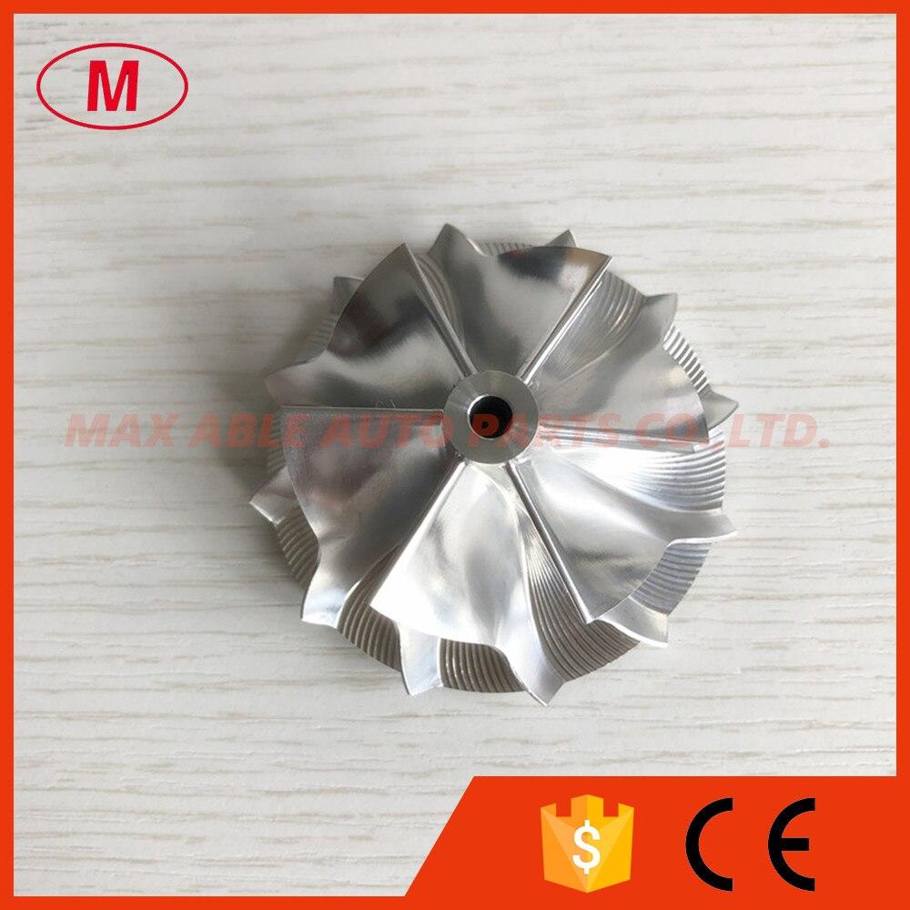 K04 44.5//50mm 9blades 53049880064 53049700064 06F145702C  turbine wheel/&shaft