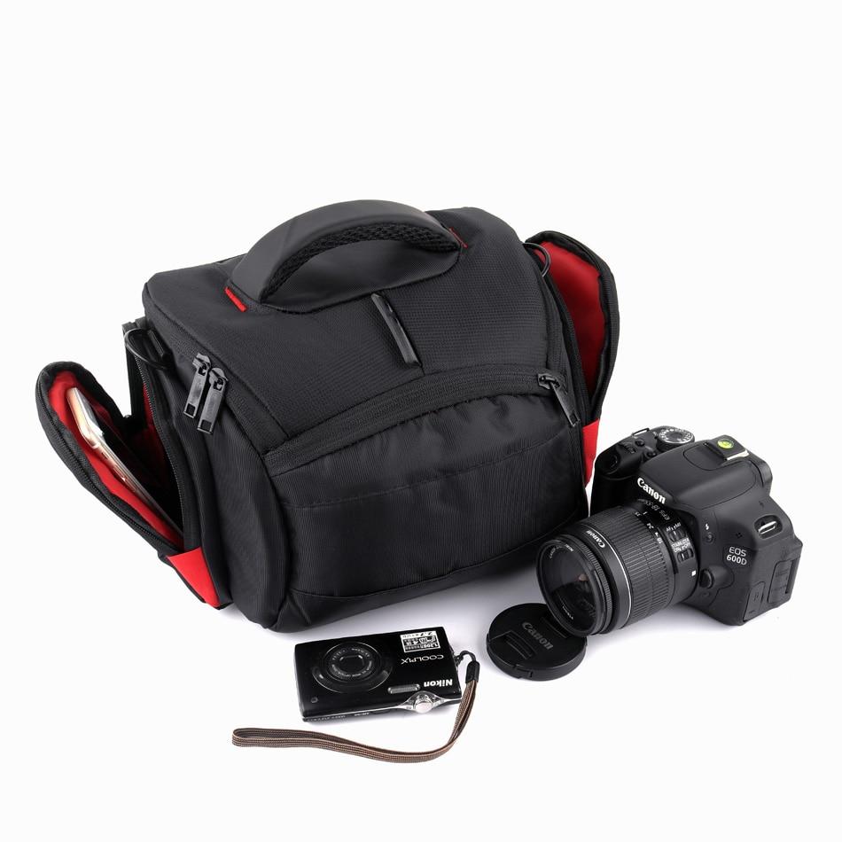 SLR Waterproof Camera Big Bag Case For Sony A5000 A5100 A6000 A6300 A6500 A7R III A77II A7R2 A77 A99II A9 A900 A58 A57 A580 A560