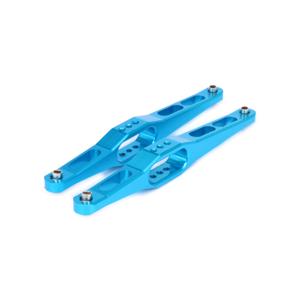 2PCS RCAWD Rear Suspension Arm Links For Rc Hobby Model Car 1-12 Wltoys 12428 12423 Suspension Arm Monster Truck Short Course fid metal rear upper suspension arm for lt 5t 1 set crazy off road weapon