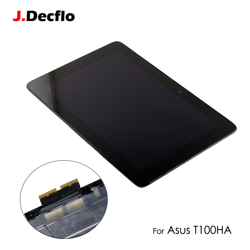 LCD Display For ASUS Transformer Book T100H T100HA FP-ST101SI010AKF-01X Full Touch Screen Digitizer Replacement Original 10.1LCD Display For ASUS Transformer Book T100H T100HA FP-ST101SI010AKF-01X Full Touch Screen Digitizer Replacement Original 10.1