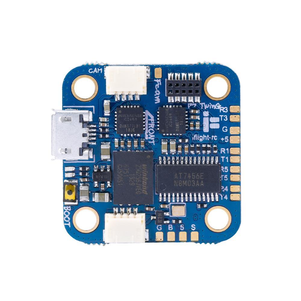 SucceX البسيطة F7 V3.0 2 6S TwinG وحدة تحكم في الطيران ل FPV RC سباق Drone-في قطع غيار وملحقات من الألعاب والهوايات على  مجموعة 1