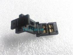 Фотоэлектрическая тестовая розетка с шагом 0,95 мм, размер корпуса интегральной схемы 1,6 мм, фотоэлектрическая розетка 23-6