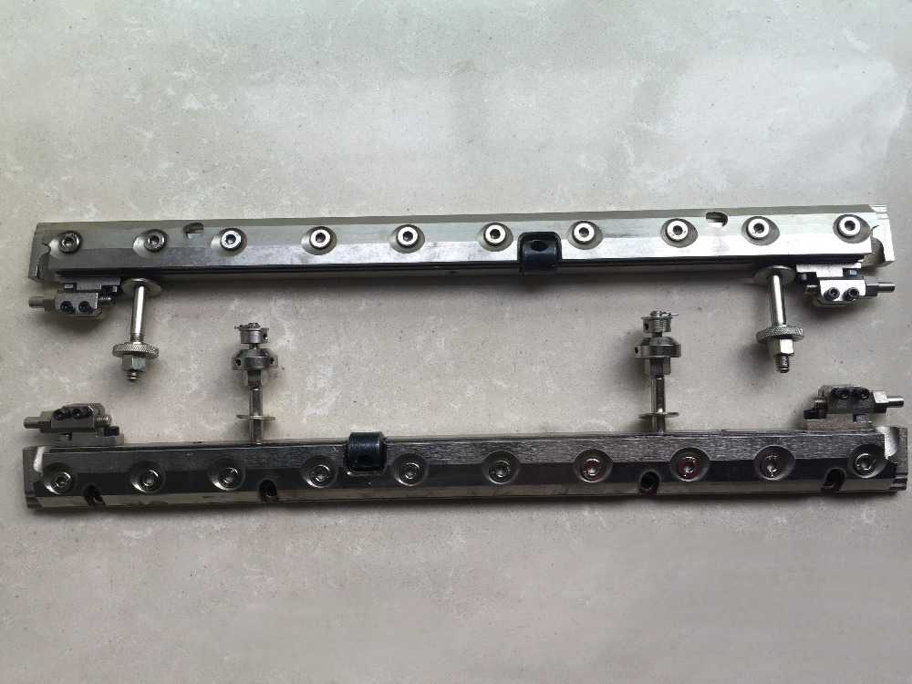 1 pair good quality Quick Action Plate Clamp GTO 52 of heidelberg gto-52 Quick Action Plate Clamp GTO52 аксессуар держатель струбцина joby action clamp