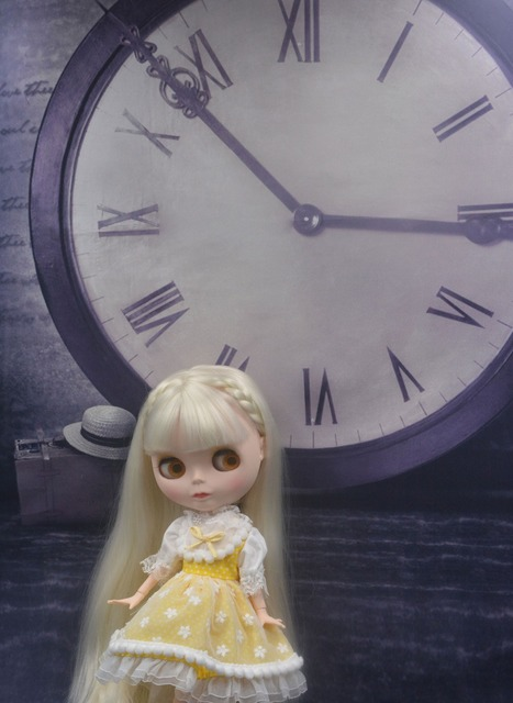 Cupid Neo Blythe Doll Matte Skin Jointed Body 11 Options 30cm