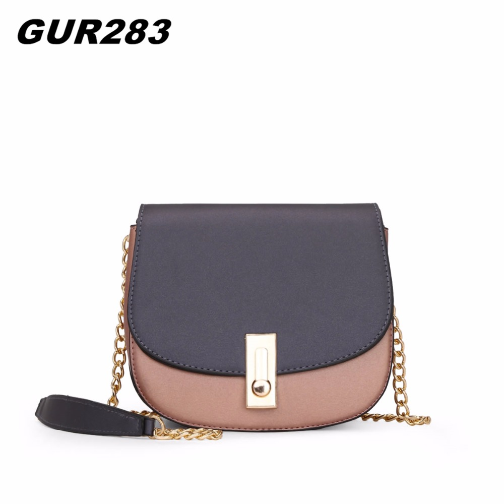 Luxury handbags women bags designer crossbody bag for female leather small shoulder bag high quality chain women messenger bags 2017 fashion all match retro split leather women bag top grade small shoulder bags multilayer mini chain women messenger bags