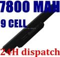 9cells laptop battery A31-K53 A32-K53 A41-K53 A42-K53 for Asus x53s A43 A53s K43 K53 k53s k53U X43 A43B A53B K53B X43B Series