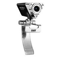 Free shipping 100% ANC JianYing 1080P HD Video Webcam Built in Mic FOR PC,LAPTOP,MAC Computer high definition camera