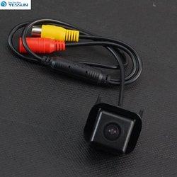 YESSUN Parking widok z tyłu kamery dla Toyota Alphard Vellfire 2007 ~ 2015 HD Night Vision wodoodporna Backup kamera cofania|Kamery pojazdowe|Samochody i motocykle -