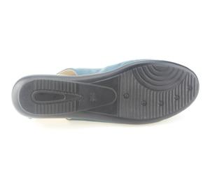Image 3 - Sandalias de piel auténtica informales para mujer, zapatos de talla grande (35 43), calzado de verano, 2020